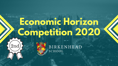 Economic Horizons - Treasury Competition Runners-Up
