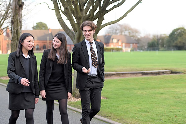 Looking To The Future for the Sixth Form at Birkenhead School
